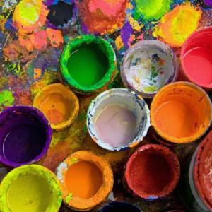 цветовая гамма краски для кирпича