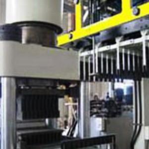 станок для производства прессованного кирпича