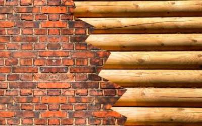 деревянный дом или кирпичный?