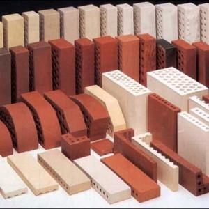 еще разнообразные виды кирпича силикатный, облицовочный
