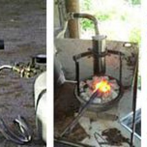 простые газовые горны