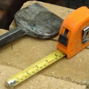 Инструменты для строительства печи-голландки