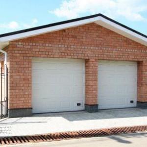 кирпичный тип гаража
