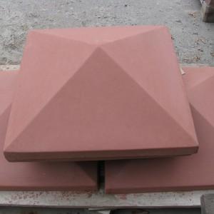бетонные крышки для столбов забора