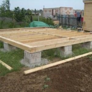 фундамент основа для строительства