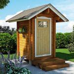 Как организовать туалет на даче: строительство своими руками