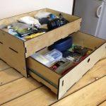 Как сделать ящик для инструментов своими руками