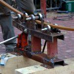 Изготовление своими руками трубогиба для профильных труб